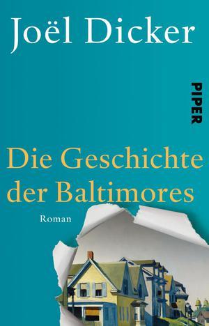 Joël Dicker: Die Geschichte derBaltimores