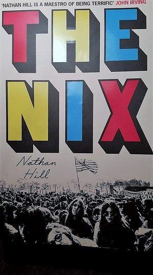 Nathan Hill: The Nix / Geister